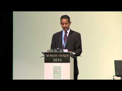 H E Dr Ismail BoddeCheikh Sidiya, Mauritania