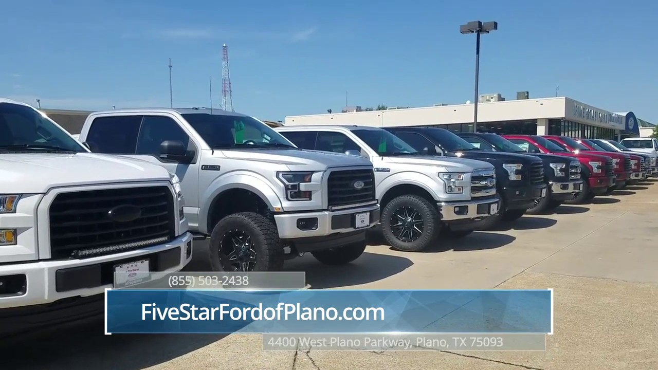 Five Star Ford Plano >> Ford Truck Deals Plano, TX | Hail Damaged Vehicles Plano ...