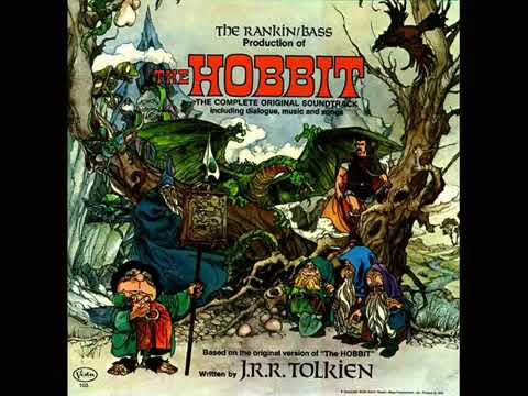 Хоббит мультфильм 1977 на английском