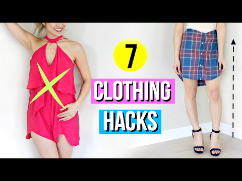 7 Clothing Hacks Every Short Girl Must Know!