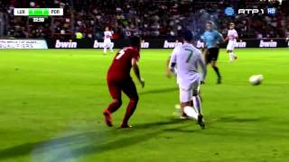 Cristiano Ronaldo Vs Luxembourg Away 12-13 HD 1080i By TheSeb