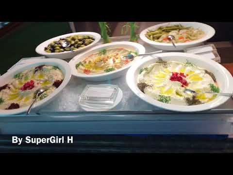 Breakfast Buffet At Sheraton Abu Dhabi Hotel & Resort (Corniche) Aug 2017 | By SuperGirl H