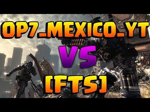OP7_MEXICO_YT  VS [FTS] FRANCOTIRADORES | VOCES DEL TS3 |GAMEPLAY  NVO SNIPER