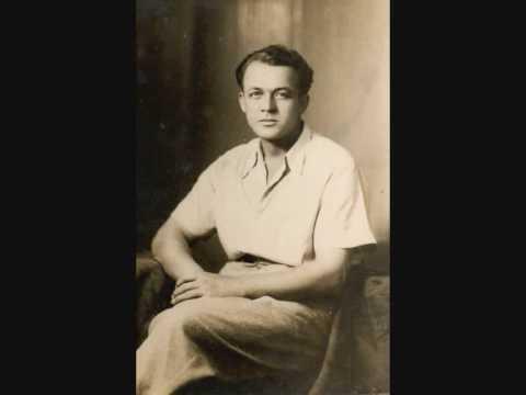 "Sergei Lemeshev- ""Elegie"" 1940"