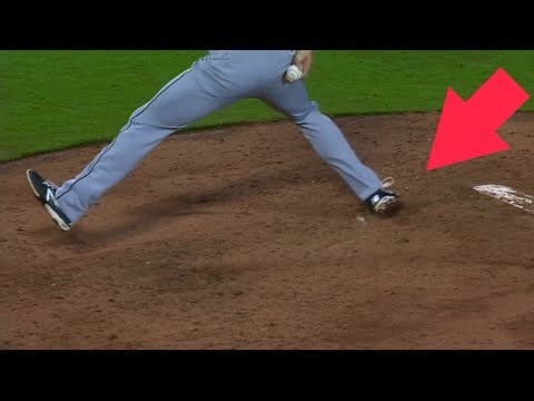 mlb-|-pitcher-illegal-move