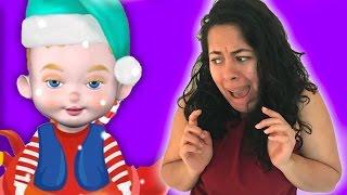 Creepy Baby Santa App! (Mystery Gaming)