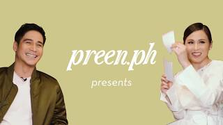 Preen.ph | Guessing Game with Piolo Pascual and Toni Gonzaga