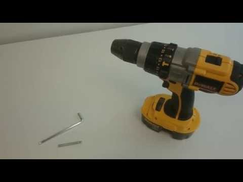 IKEA Allen Wrench Hack - Allen Wrench Drill Bit Hack - Howto - DIY