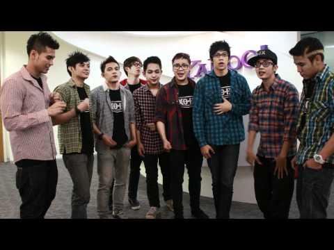 XO IX - Cukuplah Sudah, Acapella di kantor Yahoo! Indonesia