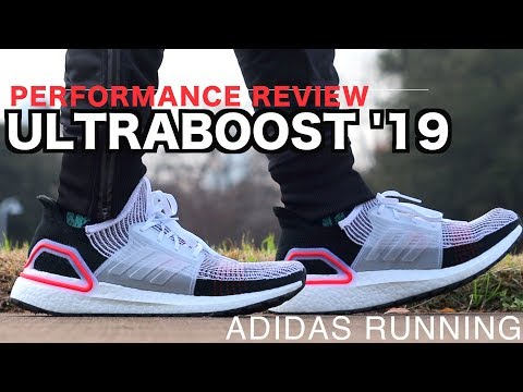chaussures de séparation dc7d3 ed412 Adidas UltraBOOST 19 REVIEW (RUNNING PERFORMANCE REVIEW ...