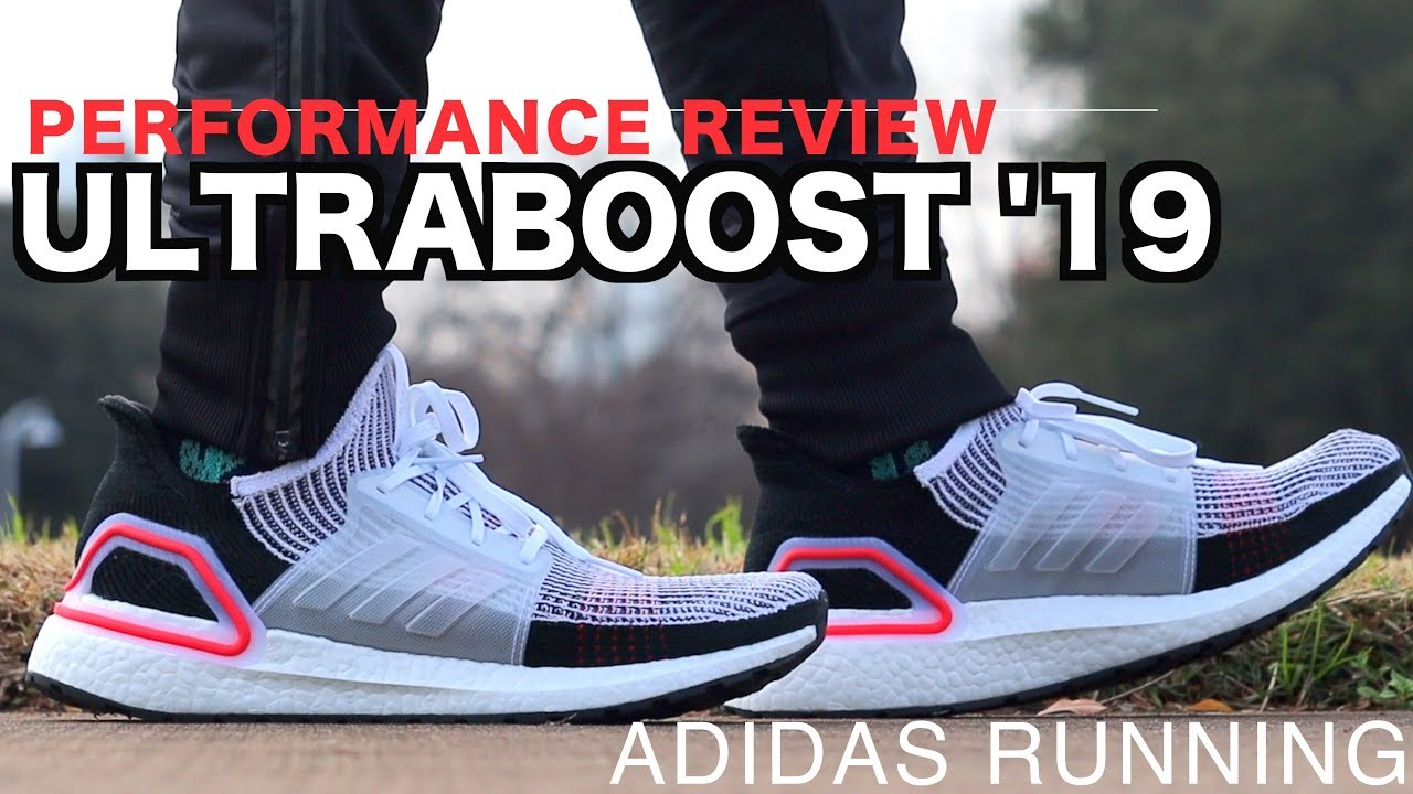 0350395105f Adidas UltraBOOST 19 REVIEW (RUNNING PERFORMANCE REVIEW) - YouTube