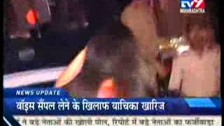 Cops bust hookah bar; TV serial bahu arrested - Video   The Times of India.flv