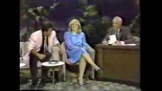 Sandi Patty - Tonight Show First Appearance (1986)