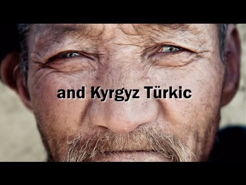 Aryan DNA: Turkic R1a Z93, Central Asian Urheimat (Bashkir Kyrgyz Kypchak)