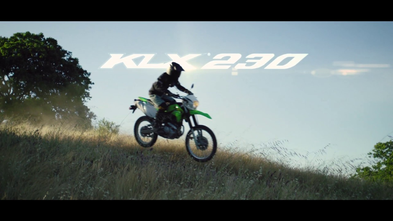 2020 Kawasaki KLX230, KLX230R and KLX300R | Get Out and Play