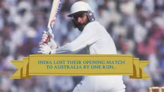 1987 Cricket World Cup in India - BBC Sport looks back at the tournament