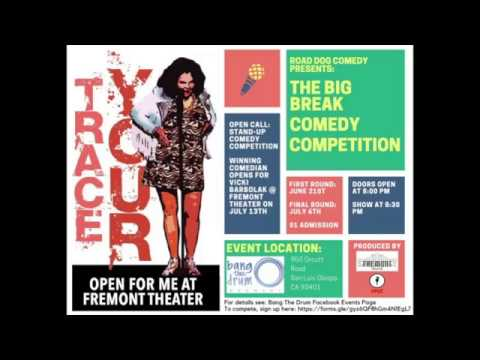 The Big Break Comedy Competition At Bang The Drum Brewery! Winner opens for Vicki Barbolak