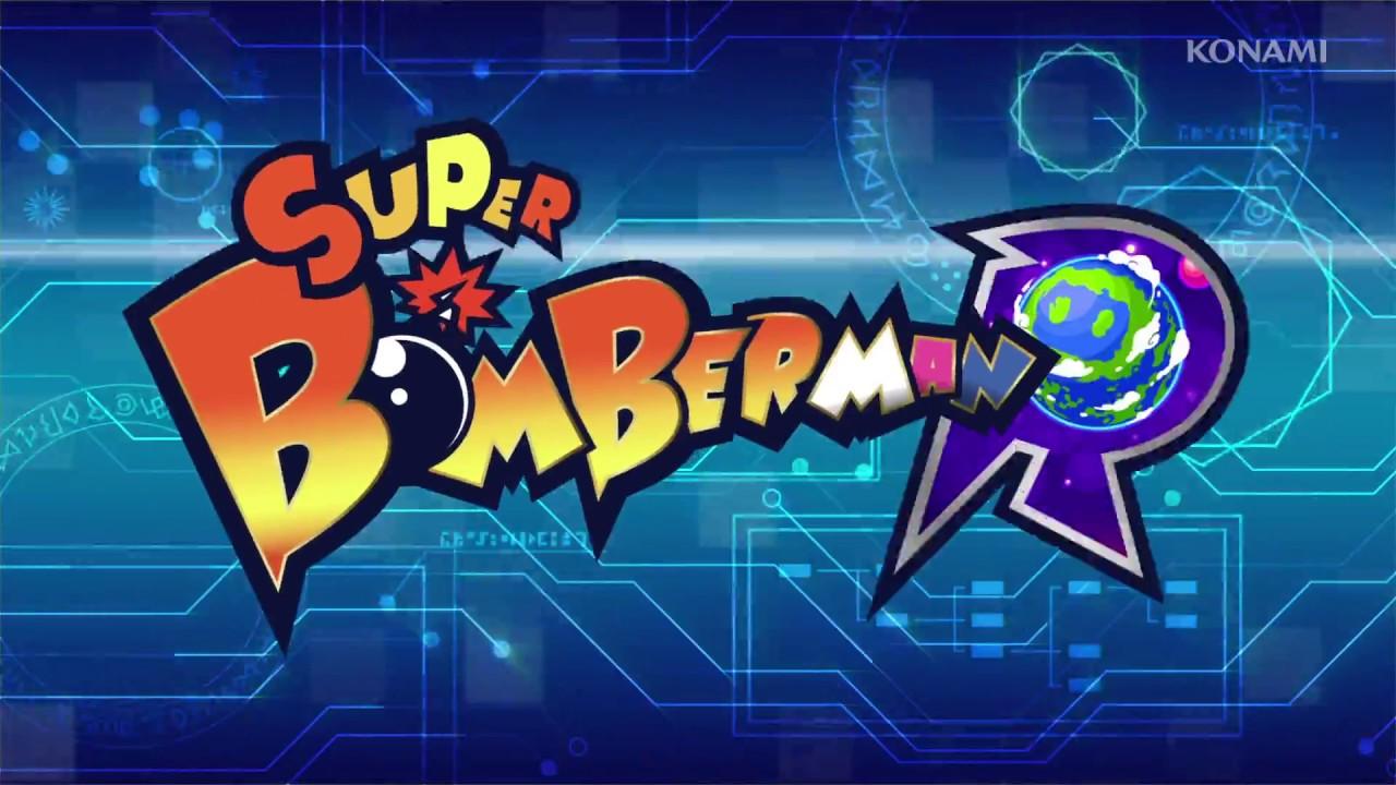 Super Bomberman R Official Website