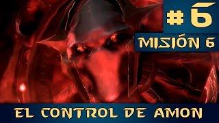 StarCraft 2 Legacy of the Void Misión 6 El control de Amon