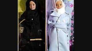 Barbie Converts To Islam