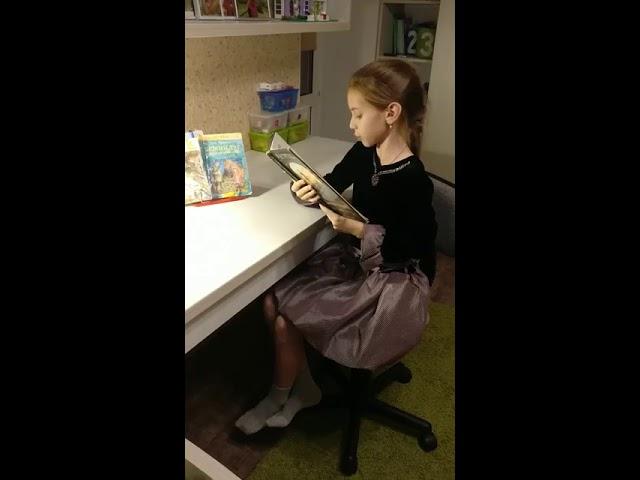 Изображение предпросмотра прочтения – МарияОпалева читает отрывок изпроизведения «И.Тургенев Бежин луг (отрывок)» И.С.Тургенева