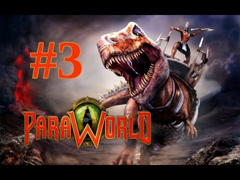 paraworld:-mission-1---stranded-1/2---walkthrough-part-3---[no-commentary]