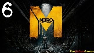 Прохождение Metro: Last Light (Метро 2033: Луч надежды) [HD|PC] - Часть 6 (Большой театр)