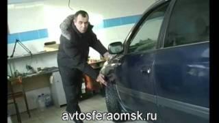 видео Как проверить рулевые наконечники ВАЗ-2114: признаки неисправности