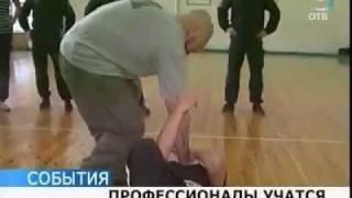 Сергей Бадюк: тренировка подразделений СОБР и ОМОН