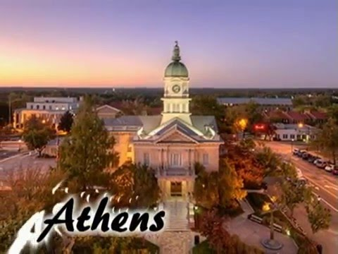 Laura's Guide To Athens GA & Oconee County!