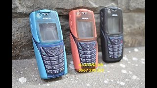 Nokia Tụt Hết Vỏ Cao Su NÉM k VỠ  Nokia 5140i  KỊCH ĐỘC ĐỘC ĐỘC