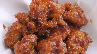 4가지 맛으로 즐기는 순살치킨 with 치믈리에 : Korean Fried Chicken 4 Ways | Honeykki 꿀키
