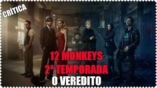 Crítica da 2ª Temporada da série 12 Monkeys. 12 Monkeys - 3ª Tempor...