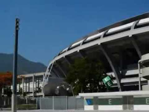 CRONICAS DE ARIEL BARBOZA: El maracan a 90 días dé Brasil 2014: