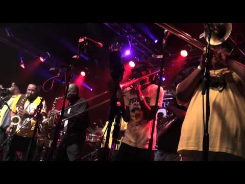 The Soul Rebels with Maceo Parker - Pass The Peas