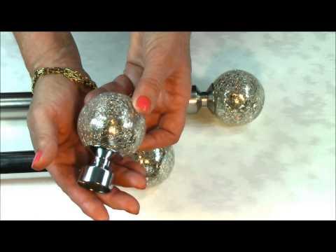 EYELET CURTAIN POLE – YouTube - Speedy Curtain Poles