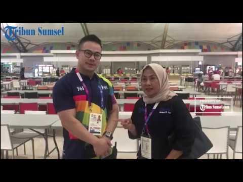 Peter Taslim, Atlet Judo Sumsel Yang Didaulat Jadi Mayor Athlete Village Asian Games 2018