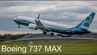 Yes ! It's 40 Degree pitch takeoff Boeing 737 MAX pushing the limits