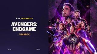Avengers: Endgame (5.3.2021 na JOJke)