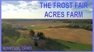 Frost Fair Acres Farm in Mantua, Ohio - Drone Ohio - Phantom 3 Professional Drone