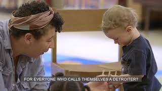 The Kresge Foundation | Day of the Young Child | 30 second