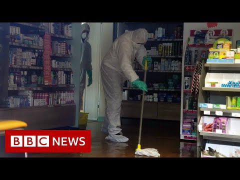 Coronavirus infection closes UK medical centre- BBC News