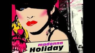 MADONNA HOLIDAY (RAP VERSION) BY SERGIO ROSALES