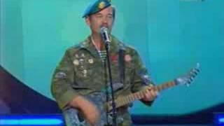 Смотреть клип Голубые Береты - Синева