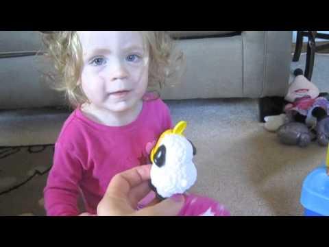 Natalie Talking & Playing - 19 months
