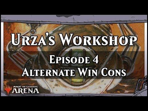 Alternate Win Conditions | Urza's Workshop, Ep. 4 [Magic]