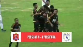 Uji Coba !! Persijap Vs Persipura [ 0 - 4 ] Highlight Goals 2/3/19
