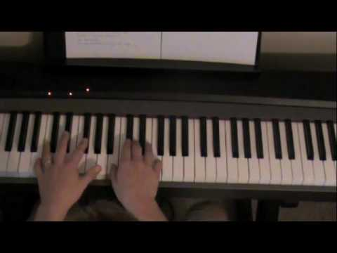 Rascal Flatts - Here Comes Goodbye - Piano Tutorial