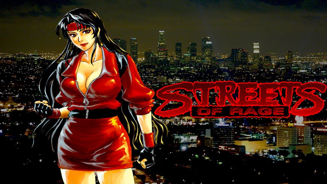 Letters In Latex%0A Streets of Rage Remake  PC   Blaze Route