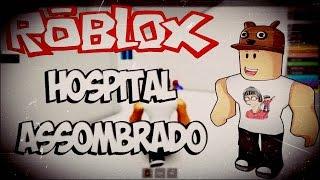 Roblox - Fuja do hospital assombrado